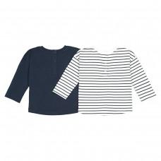 Комплект из 2 футболок  R mini 2210770 / GGY033