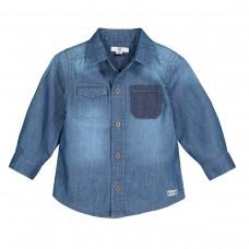 Рубашка из денима  R mini 1755579 / GGH058