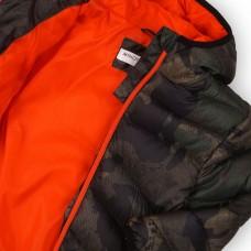 Куртка на флисе с капюшоном Minoti PAD6